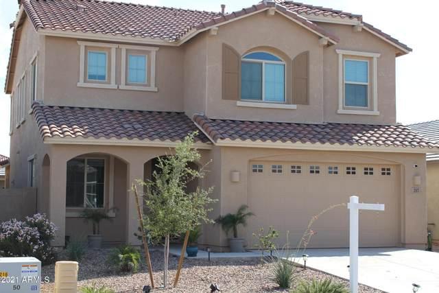 297 W Tamarack Drive, San Tan Valley, AZ 85140 (MLS #6292718) :: My Home Group