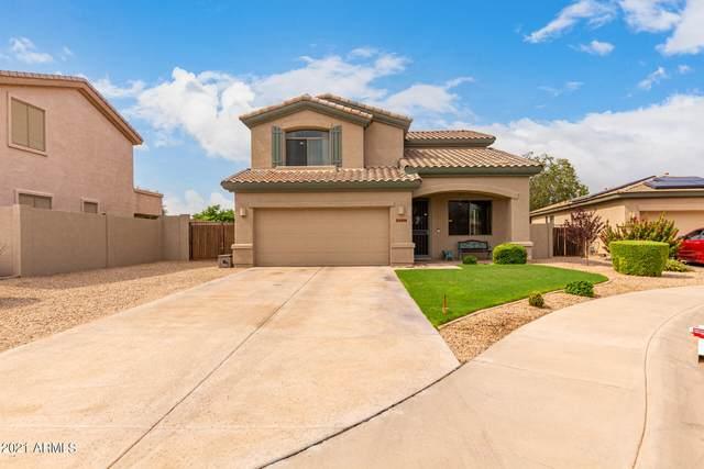 2914 N 141ST Avenue, Goodyear, AZ 85395 (MLS #6292738) :: Elite Home Advisors