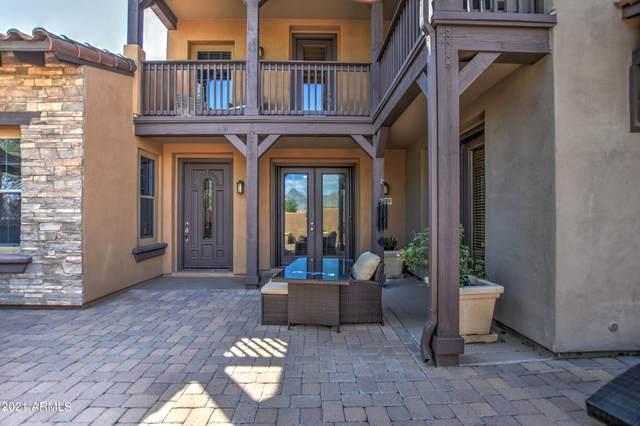 17889 N 93RD Way, Scottsdale, AZ 85255 (MLS #6292743) :: The Dobbins Team