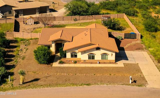 5423 E Lantana Drive, Sierra Vista, AZ 85650 (MLS #6292749) :: Elite Home Advisors