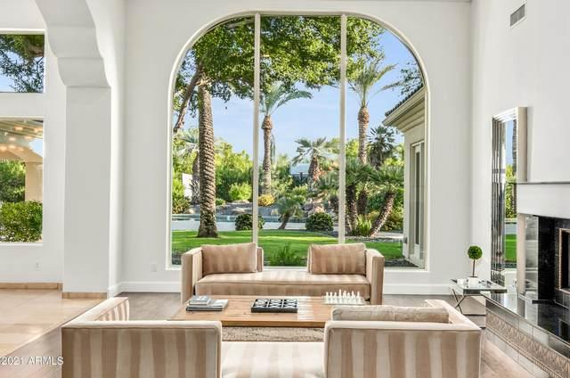 6819 E Hummingbird Lane, Paradise Valley, AZ 85253 (MLS #6292750) :: Elite Home Advisors