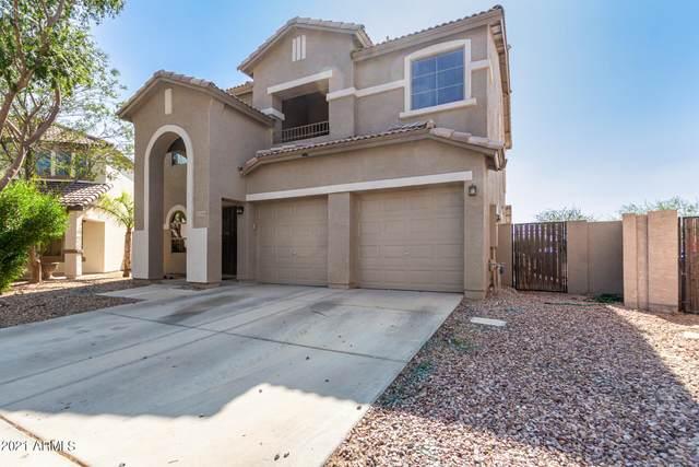 32836 N Quail Avenue, Queen Creek, AZ 85142 (MLS #6292770) :: Keller Williams Realty Phoenix