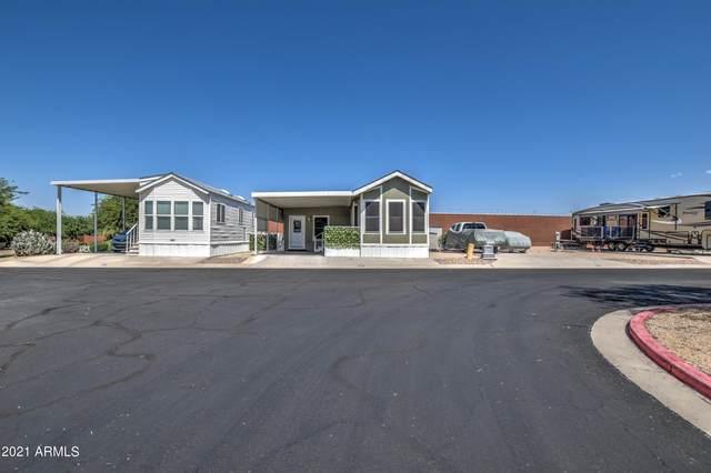 124 S 54th Street #22, Mesa, AZ 85206 (MLS #6292797) :: Jonny West Real Estate