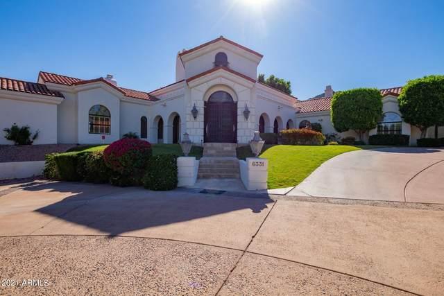 6331 E Vista Drive, Paradise Valley, AZ 85253 (MLS #6292802) :: Hurtado Homes Group