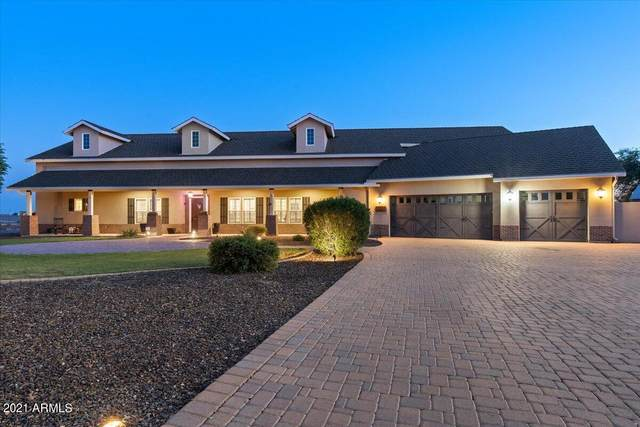 1409 E Dove Place, Casa Grande, AZ 85122 (MLS #6292816) :: Dijkstra & Co.