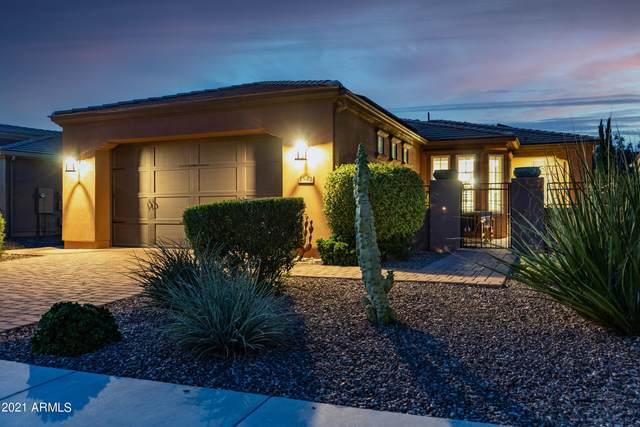 1542 E Amaranth Trail, Queen Creek, AZ 85140 (MLS #6292821) :: Elite Home Advisors