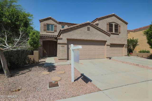 12872 N 88TH Lane, Peoria, AZ 85381 (MLS #6292827) :: Executive Realty Advisors