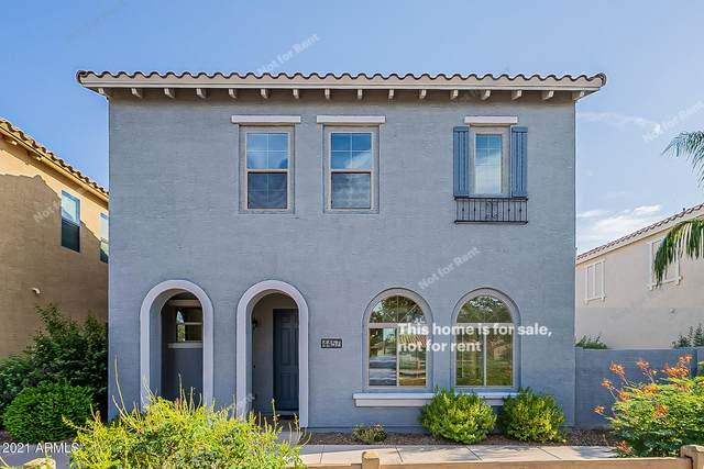 4457 E Remington Drive, Gilbert, AZ 85297 (MLS #6292835) :: The Riddle Group