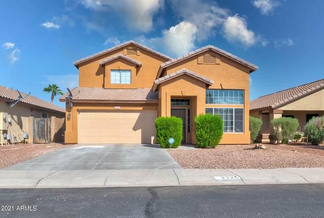 2125 S 114TH Lane, Avondale, AZ 85323 (MLS #6292842) :: Elite Home Advisors