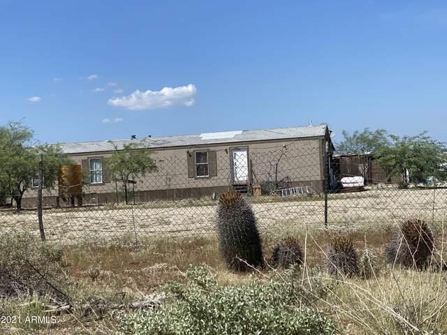 54194 W Organ Pipe Road, Maricopa, AZ 85139 (MLS #6292846) :: The Newman Team