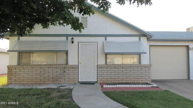 10218 N 96th Avenue A, Peoria, AZ 85345 (MLS #6292850) :: Executive Realty Advisors