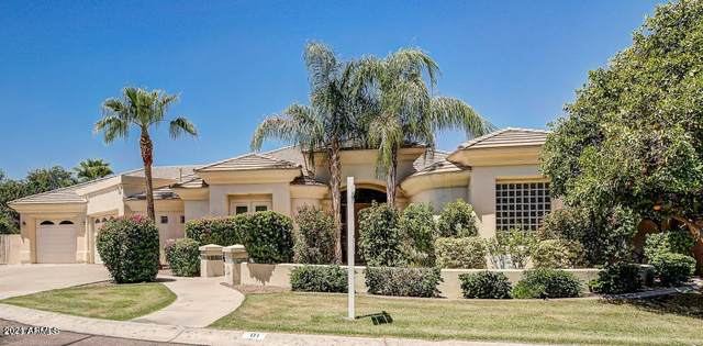2625 N 24TH Street #1, Mesa, AZ 85213 (MLS #6292852) :: Elite Home Advisors