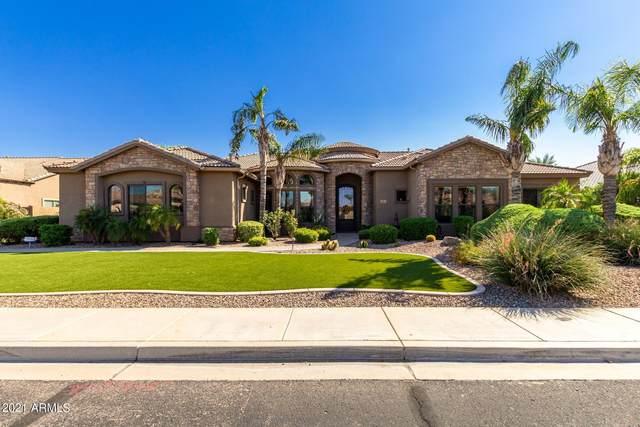 4163 E Scorpio Place, Chandler, AZ 85249 (MLS #6292861) :: Balboa Realty