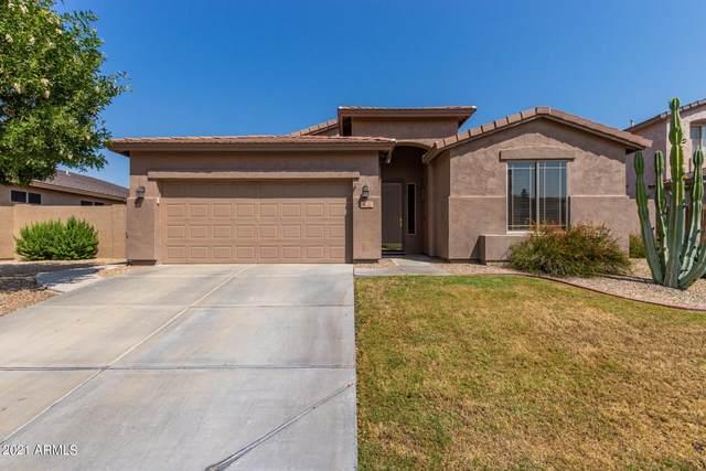 1642 W Windsong Drive, Phoenix, AZ 85045 (MLS #6292866) :: Power Realty Group Model Home Center