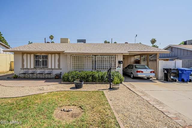 3033 N 35th Drive, Phoenix, AZ 85019 (MLS #6292890) :: Hurtado Homes Group