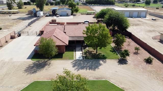 7429 N 173RD Avenue, Waddell, AZ 85355 (MLS #6292901) :: Hurtado Homes Group