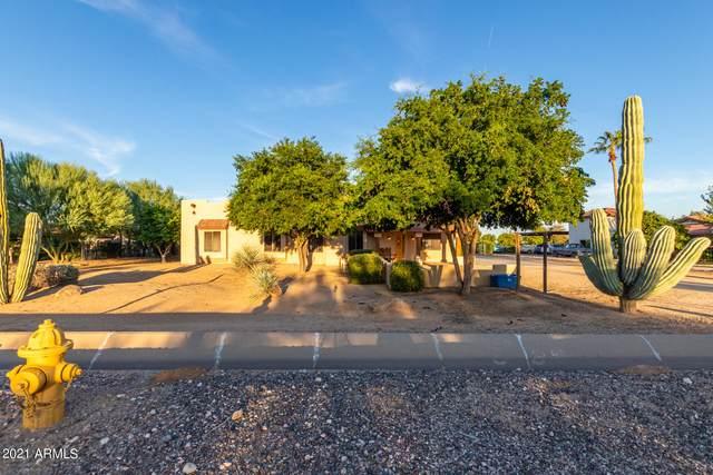 7327 N Perryville Road, Waddell, AZ 85355 (MLS #6292943) :: Zolin Group