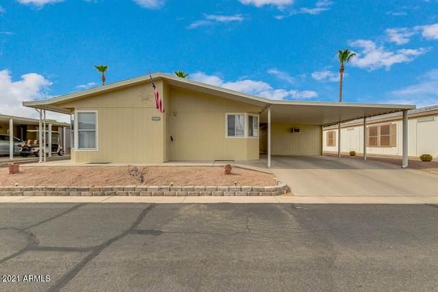 2400 E Baseline Avenue #145, Apache Junction, AZ 85119 (MLS #6292945) :: The Riddle Group