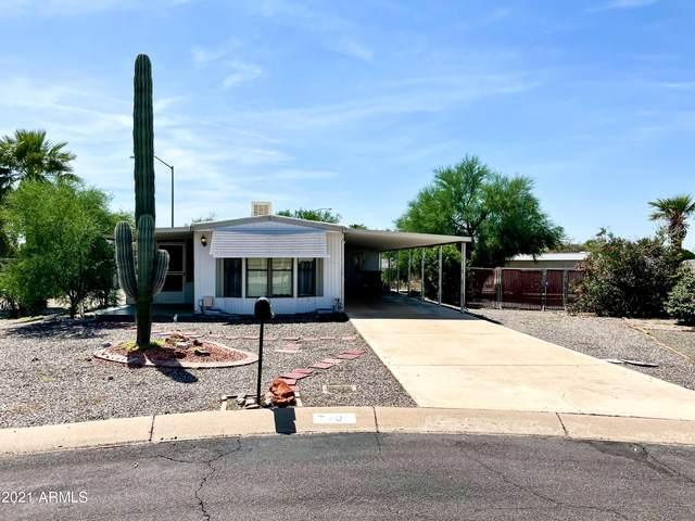 7507 E Bogart Avenue, Mesa, AZ 85208 (MLS #6292985) :: West Desert Group | HomeSmart