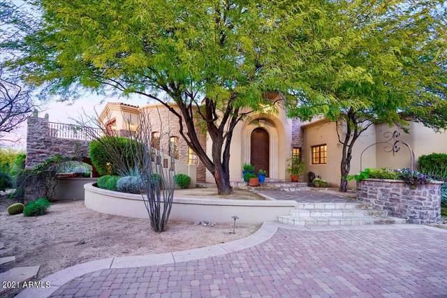 9820 E Thompson Peak Parkway #500, Scottsdale, AZ 85255 (MLS #6292990) :: Elite Home Advisors