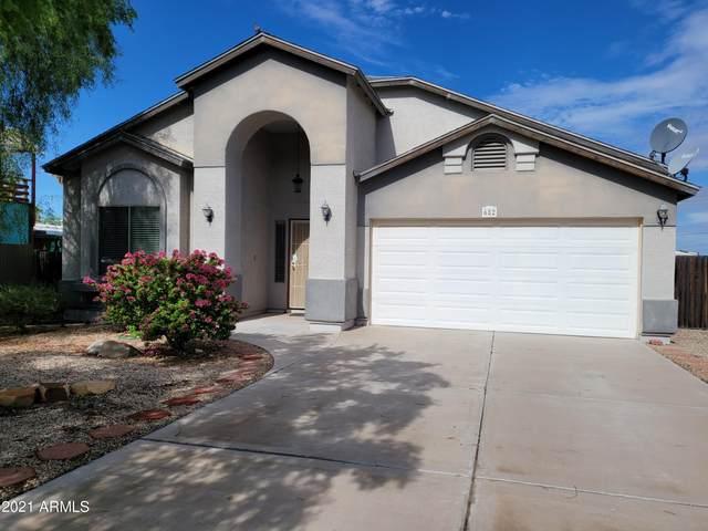 682 S Lawson Drive, Apache Junction, AZ 85120 (MLS #6293003) :: West Desert Group | HomeSmart