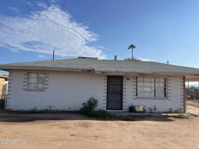 1901 E Encinas Lane, Phoenix, AZ 85040 (MLS #6293011) :: Elite Home Advisors