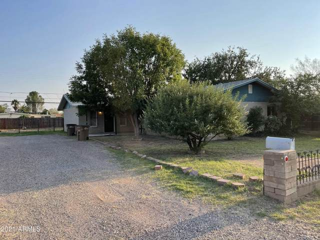 2335 E 11TH Street, Douglas, AZ 85607 (MLS #6293035) :: Yost Realty Group at RE/MAX Casa Grande