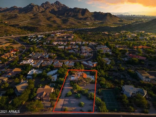 2501 E Mountain View Road, Phoenix, AZ 85028 (MLS #6293039) :: The Laughton Team
