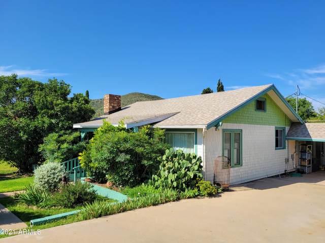 407 West Vista Street, Bisbee, AZ 85603 (MLS #6293046) :: Elite Home Advisors