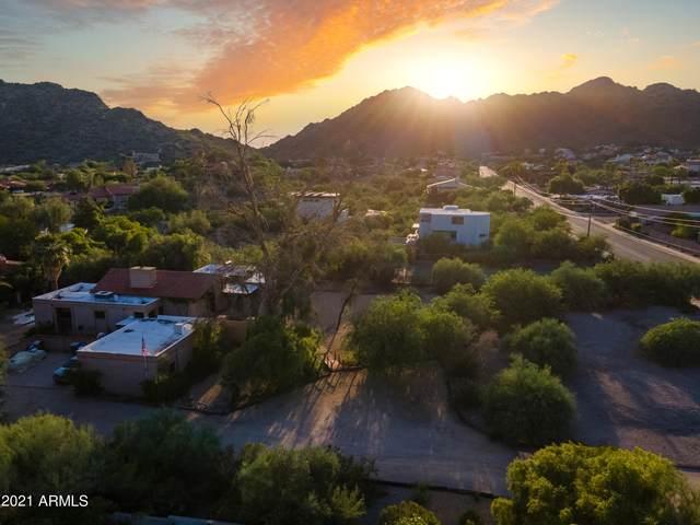 2501 E Mountain View Road, Phoenix, AZ 85028 (MLS #6293052) :: The Laughton Team