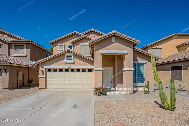 44390 W Mcclelland Drive, Maricopa, AZ 85138 (MLS #6293069) :: Yost Realty Group at RE/MAX Casa Grande