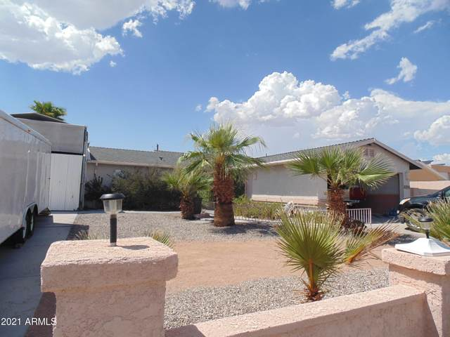 2998 Cisco Drive N, Lake Havasu City, AZ 86403 (MLS #6293088) :: Keller Williams Realty Phoenix