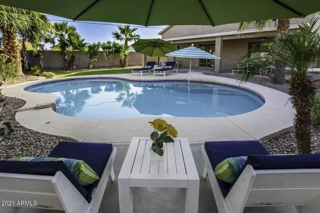 40759 N Arbor Avenue, San Tan Valley, AZ 85140 (MLS #6293098) :: Elite Home Advisors
