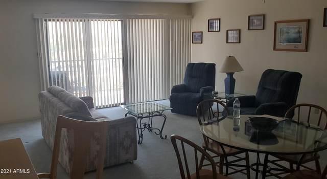 425 S Parkcrest S #322, Mesa, AZ 85206 (MLS #6293104) :: Arizona 1 Real Estate Team