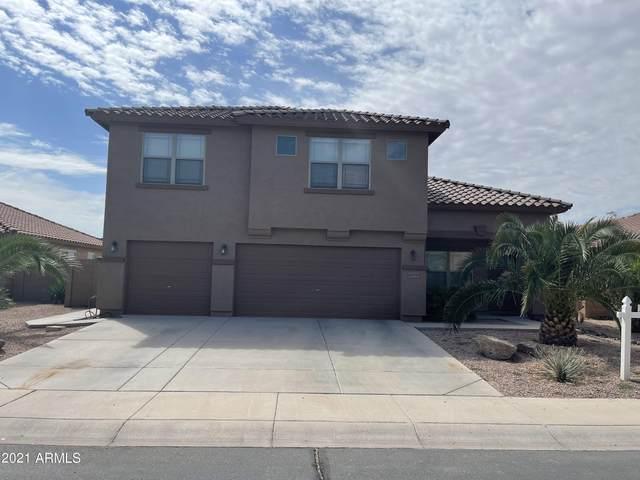 45759 W Ranch Road, Maricopa, AZ 85139 (MLS #6293111) :: Elite Home Advisors