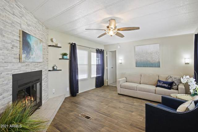 201 S Greenfield Road #164, Mesa, AZ 85206 (MLS #6293141) :: Klaus Team Real Estate Solutions