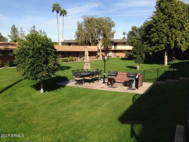 7141 N 16TH Street #221, Phoenix, AZ 85020 (MLS #6293147) :: West Desert Group | HomeSmart