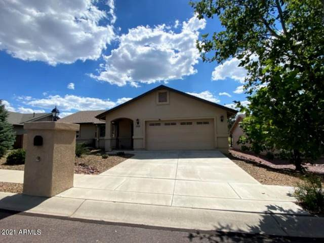 1515 Magnolia Lane, Prescott, AZ 86301 (MLS #6293161) :: Elite Home Advisors