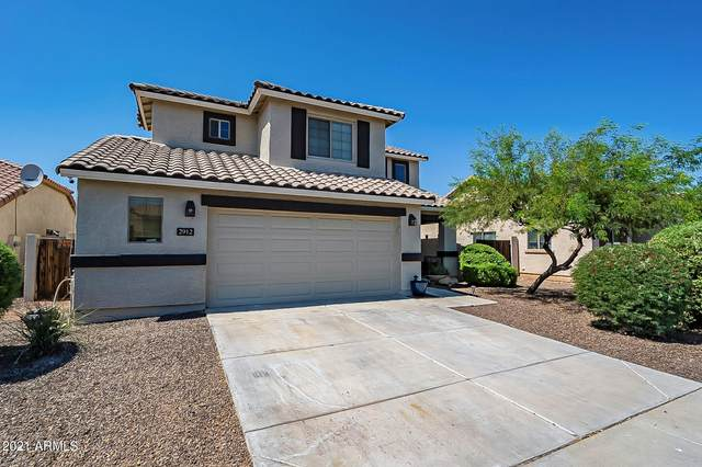 2912 S 72ND Lane, Phoenix, AZ 85043 (MLS #6293167) :: Executive Realty Advisors