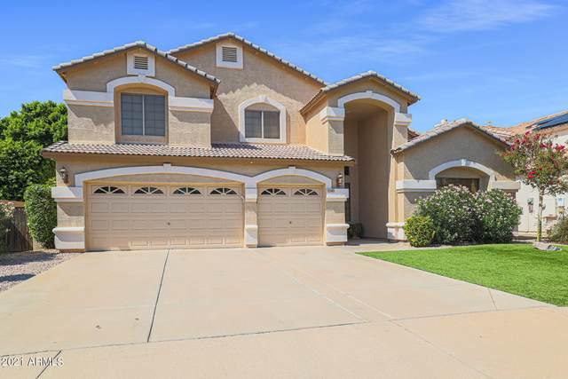 2540 S Jefferson Street, Mesa, AZ 85209 (MLS #6293171) :: Yost Realty Group at RE/MAX Casa Grande