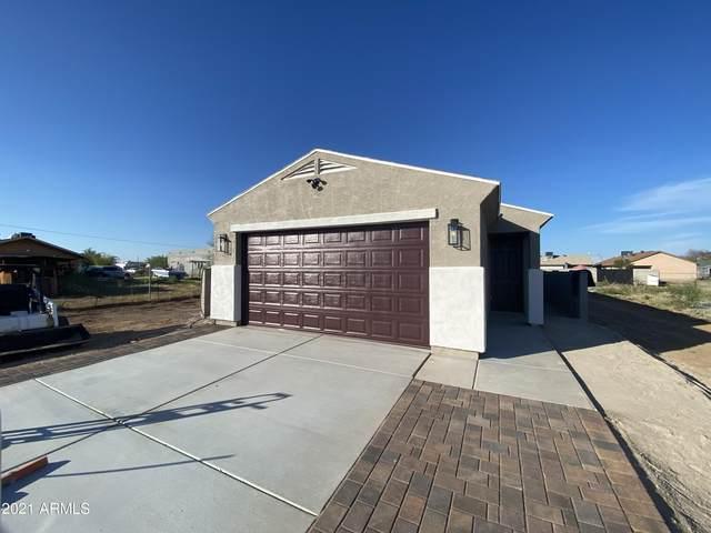 21738 E Taft Avenue, Wittmann, AZ 85361 (MLS #6293174) :: Executive Realty Advisors