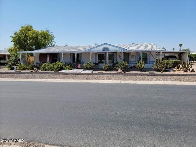 3712 N Illinois Avenue, Florence, AZ 85132 (MLS #6293179) :: Jonny West Real Estate