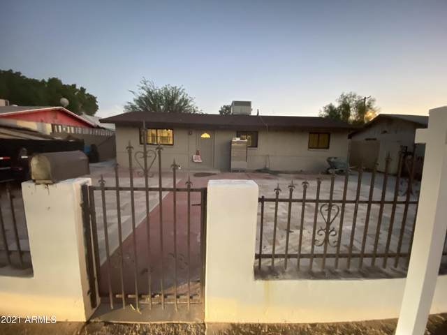 2041 E Nancy Lane, Phoenix, AZ 85042 (MLS #6293181) :: Yost Realty Group at RE/MAX Casa Grande