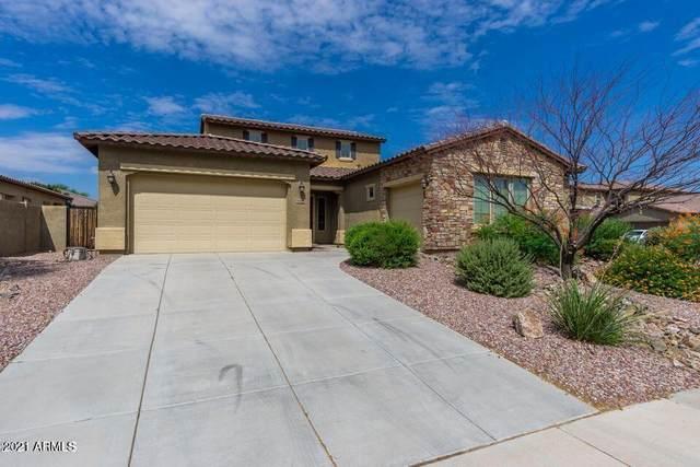 5418 N 192ND Drive, Litchfield Park, AZ 85340 (MLS #6293203) :: Hurtado Homes Group