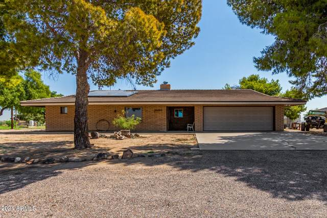 6805 S Turner Road, Buckeye, AZ 85326 (MLS #6293218) :: Executive Realty Advisors