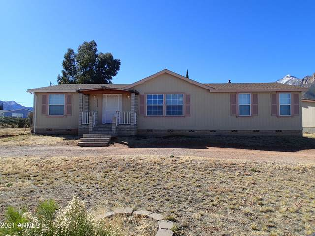 5176 E Davis Street, Hereford, AZ 85615 (MLS #6293232) :: Service First Realty