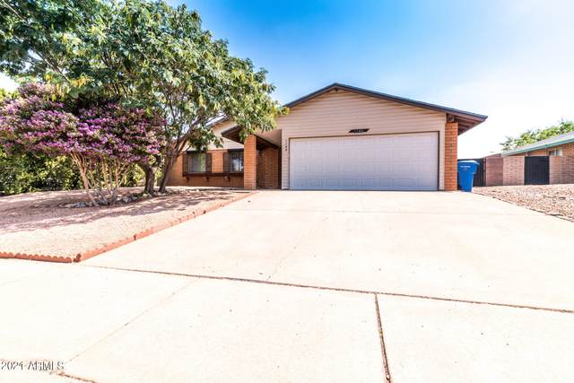 1148 Quail Hollow Drive, Sierra Vista, AZ 85635 (MLS #6293242) :: Service First Realty