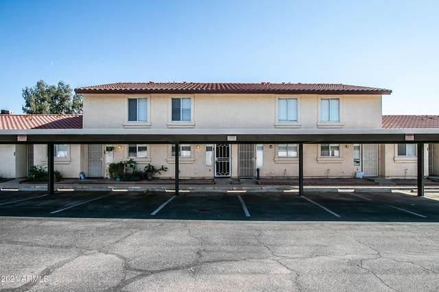 6454 E University Drive #24, Mesa, AZ 85205 (MLS #6293246) :: The Copa Team | The Maricopa Real Estate Company