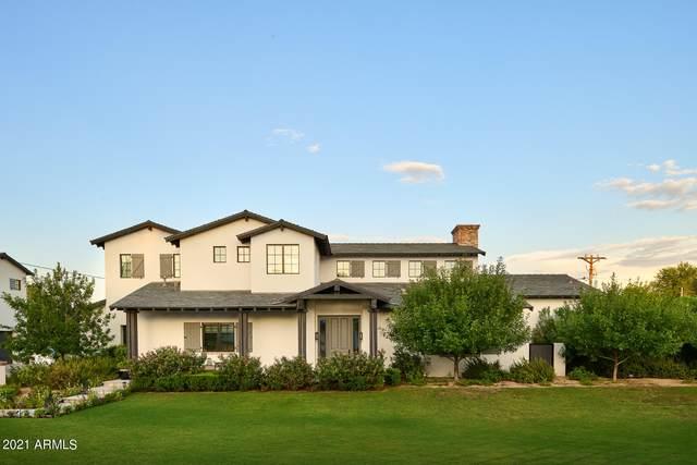 3355 N 55TH Place, Phoenix, AZ 85018 (MLS #6293263) :: Elite Home Advisors