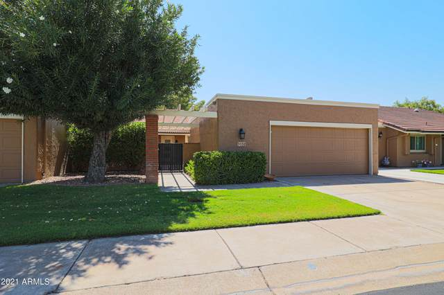 152 Leisure World, Mesa, AZ 85206 (MLS #6293267) :: The Ellens Team